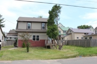 Ishpeming Single Family Home Pending w/Contingency: 608 N Lake St