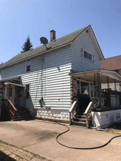 Ishpeming Single Family Home For Sale: 167 W Superior