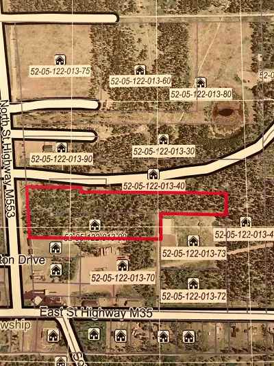 Gwinn Residential Lots & Land For Sale: Co Rd 553