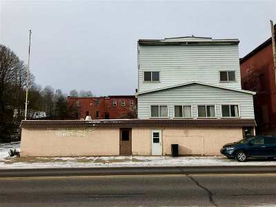 Negaunee Commercial For Sale: 208 Silver St
