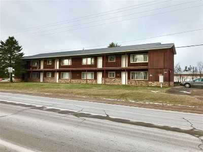 Gwinn Multi Family Home For Sale: 296 M35