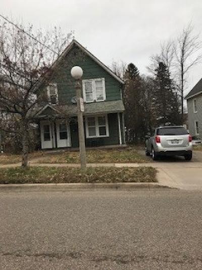 Marquette Multi Family Home Pending w/Contingency: 125 E Crescent