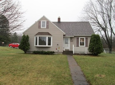 Ishpeming Single Family Home For Sale: 794 Juniper