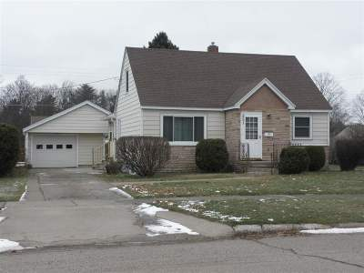 Ishpeming Single Family Home Pending w/Contingency: 551 Duncan Ave