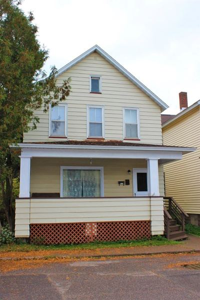 Multi Family Home For Sale: 404 S Third St