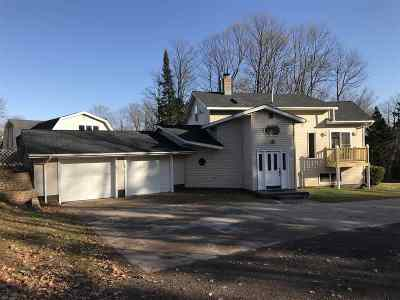 Negaunee Single Family Home For Sale: 349 Seney Rd