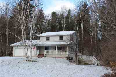 Marquette Single Family Home For Sale: 1350 Ortman Rd