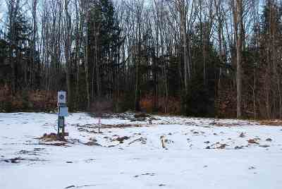 Munising Residential Lots & Land Pending w/Contingency: Crossover Rd #Lat/Lon: