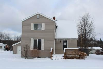 Ishpeming Single Family Home Pending w/Contingency: 1745 North Lake Dr