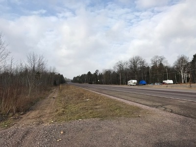 Marquette Residential Lots & Land New: 918 County Road 480 #Parcel C