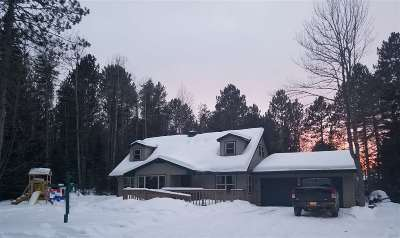 Gwinn Single Family Home Pending w/Contingency: 245 N Lobb
