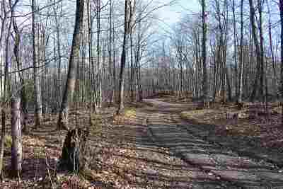 Marquette Residential Lots & Land For Sale: 27 Acres Little Garlic River Rd