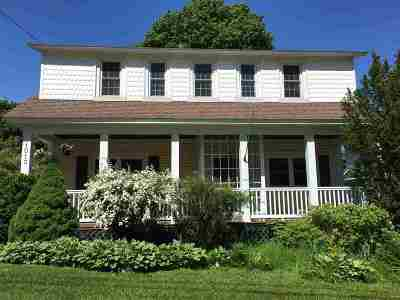 Marquette Single Family Home For Sale: 1013 N Front St