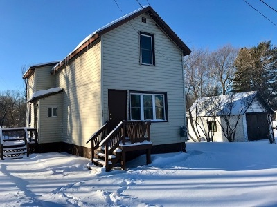 Ishpeming Single Family Home Pending w/Contingency: 157 Salisbury St