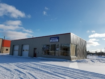 Gwinn Commercial For Sale: 129 W M35