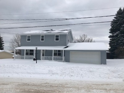 Marquette Single Family Home For Sale: 609 Mesnard St