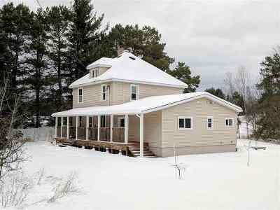 Marquette Single Family Home For Sale: 6621 Us 41 S