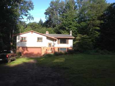 Marquette County Single Family Home For Sale: 200 Foster Creek Dr