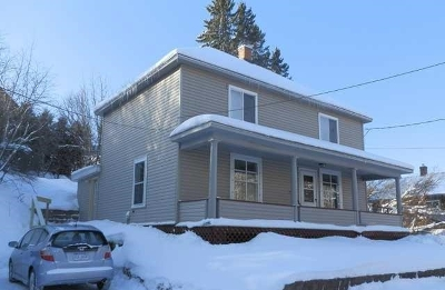 Ishpeming Single Family Home For Sale: 462 Jasper St #142