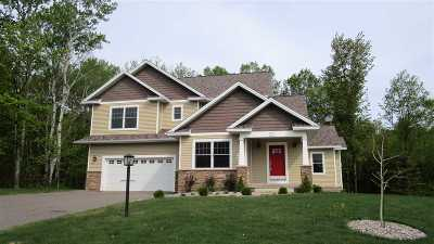 Marquette Single Family Home Price Change: 702 Horizons #Lot #4
