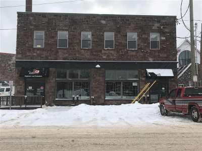 Commercial For Sale: 109 W Baraga St