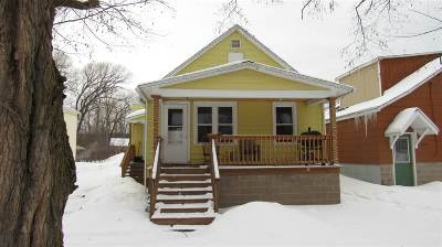Marquette Single Family Home Pending w/Contingency: 2227 Longyear Ave