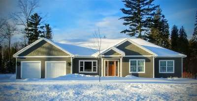 Marquette Single Family Home Pending w/Contingency: 225 Bishop Woods Rd