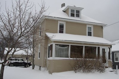 Marquette Single Family Home Pending w/Contingency: 426 Summit St