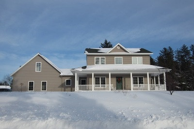 Marquette MI Single Family Home Price Change: $419,900