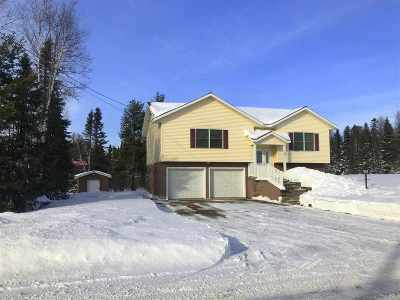 Negaunee Single Family Home Pending w/Contingency: 193 Kivela Rd