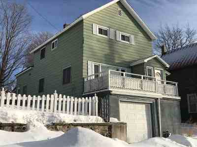 Marquette Single Family Home Pending w/Contingency: 540 W Bluff St
