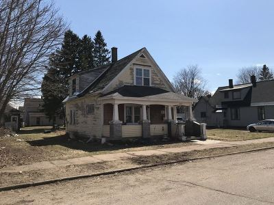 Ishpeming Single Family Home Price Change: 624 Park St