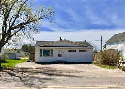 Gwinn Single Family Home For Sale: 71 E Stephenson Ave