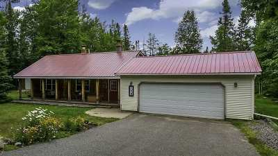 Negaunee Single Family Home For Sale: 120 Maple Ridge Rd