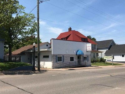 Marquette Commercial Pending w/Contingency: 1209 N Third St