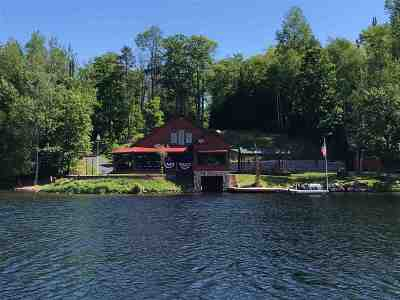 Marquette County Single Family Home For Sale: 5728 Witch Lake Rd