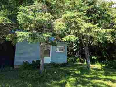 Marquette Single Family Home New: 218 W Fairbanks