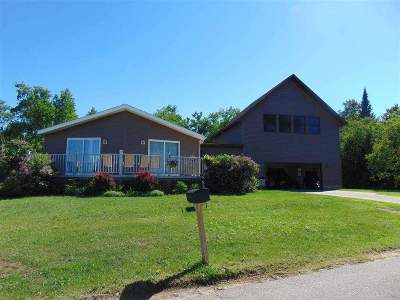 Negaunee Single Family Home New: 115 Cambria