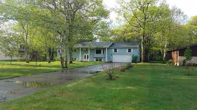 Marquette Single Family Home New: 105 Oakridge Dr