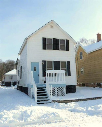 Ishpeming Single Family Home For Sale: 854 N Pine St