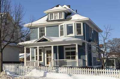Marquette MI Single Family Home New: $338,000