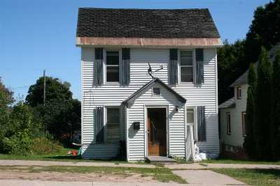 Munising Single Family Home For Sale: 920 W Superior