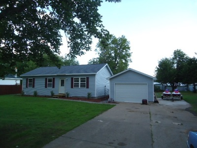 Marquette Single Family Home Pending w/Contingency: 609 Brookfield Rd
