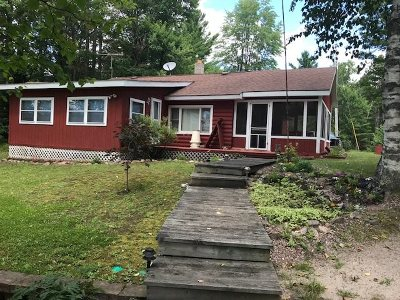 Gwinn Single Family Home For Sale: 1200 North Shore
