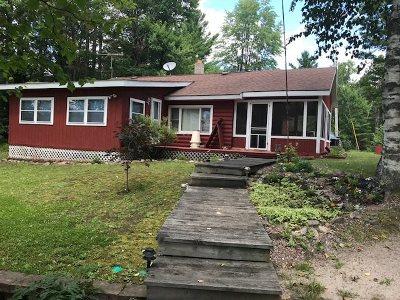 Gwinn Single Family Home For Sale: 1200 North Shore
