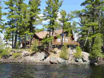 Michigamme Single Family Home For Sale: Ramsey Island
