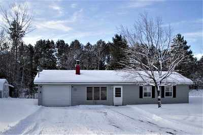 Marquette Single Family Home Pending w/Contingency: 308 Lakewood