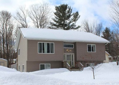 Marquette Single Family Home Pending w/Contingency: 2073 Summit St