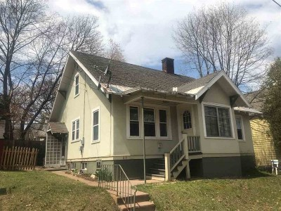Marquette Single Family Home For Sale: 815 Lee St