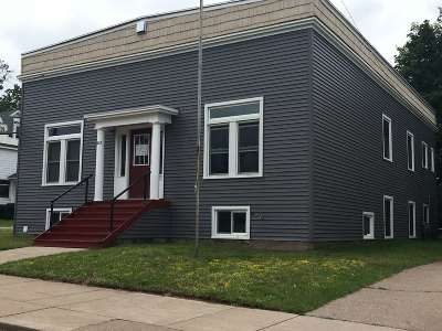 Marquette Single Family Home For Sale: 1203 Second St